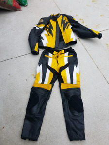 Full Leathers jacket and pants