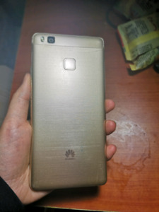 Second hand cell phone(Huawei p9 lite)