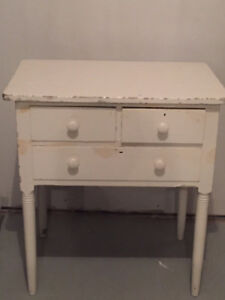 Gorgeous Early American Night Stand