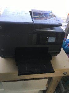 Hp OfficeJet Pro 8160 All in One Printer