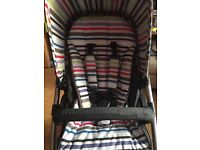 Mamas and papas sola pushchair 80pounds