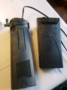 Old heaters and filters