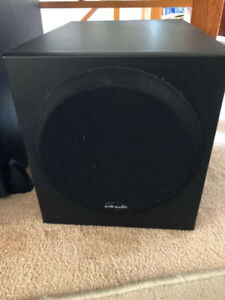 Polk Audio  8inch Powered subwoofer for sale