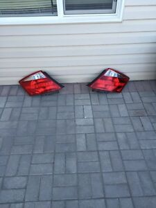 2009 Honda Accord coupe rear lights