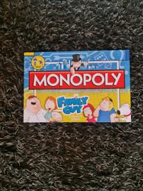 Family guy monopoly