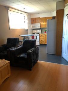 ST-LUC ! Appartement 3 1/2 à louer Chauffé\meublé