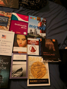 Books for sale, smu books, textbooks, political science