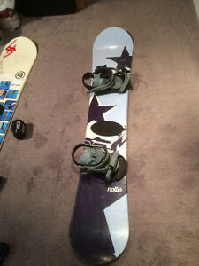 156 nollie snowboard  open to offers.