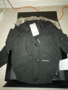 Brand New authentic W/tags Canada Goose Chilliwack Bomber XS