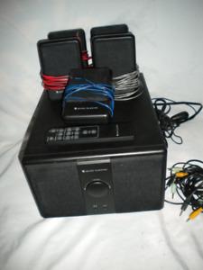 Altec-Lansing VS 3251 5.1 Speaker System