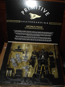transformers SDCC limited editions
