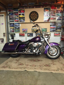 2000 ROAD KING CUSTOM