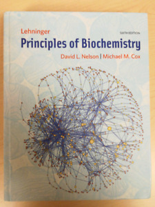 Principles of Biochemistry sixth edition