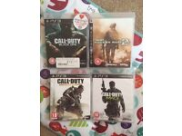 PS3 Call of Duty game bundle