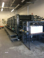 VARIOUS POSITIONS  FOR OTTAWA PRINT SHOP