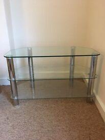 Glass tv unit need gone