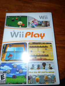 wii game//ds game