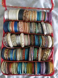 Bangle box and bangles