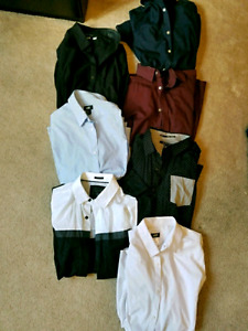 Guess & H&M Mens Shirts