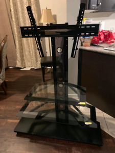 Glass TV Trolly $30 or best offer