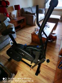Bike machine/airwalker