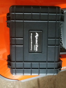 New Apache 1800 waterproof case