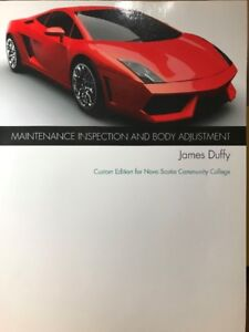 Maintenance Inspection and Body Adjustment by James Duffy