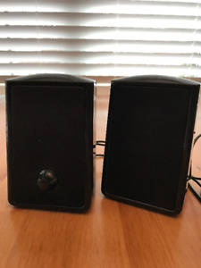 small computer speakers