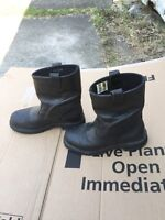Men's size 11 CSA approved work/riding boots.