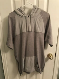 Jordan sleeveless hoodie size small NEW
