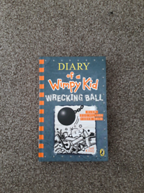 Diary of a Wimpy Kid, Wrecking ball.