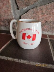 1867 - 1967 CANADA Centennial Coffee Mug - NEW Peterborough Peterborough Area image 2