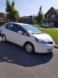Honda fit 2009 manuelle / Honda fit 2009 manual