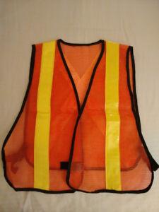 Safety Vest Like New!