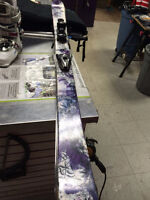 Good condition Skis for sale!!