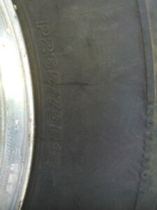 tires with rims for sale !!!!!