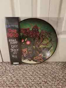 ALEXISONFIRE DOGS BLOOD RARE RECORD STORE DAY PICTURE DISC