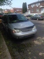 2003 ford windstar 155000kms 600$
