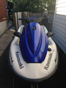 2006 Kawasaki STX Jet Ski for sale, with Trailer. Water ROCKET!
