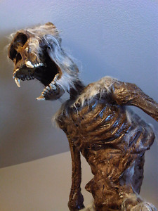 Himalayan Sacred Mummified Yeti Child (almost 3 feet tall) Oddit