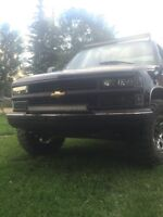 1998 k1500 4x4 for sale