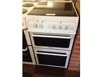 HOTPOINT 50CM FAN ASSISTED ELECTRIC COOKER00