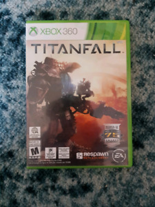 Titanfall & splinter cell Double Agent
