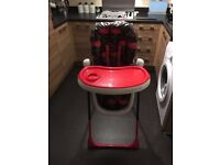 Coastto highchair!