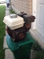 Wanted to trade my Honda 5.5h motor for repair on snowblower