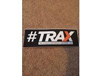 Trax window sticker *new*