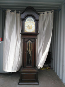 waltham grandfather clocks