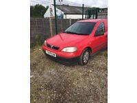 Vauxhall Astra Van