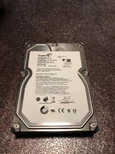 "Seagate Barracuda 2 TB 3.5"" Hardrive"