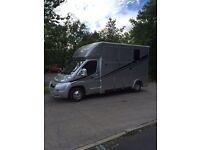 New Build Duo Horsebox / horse lorry
